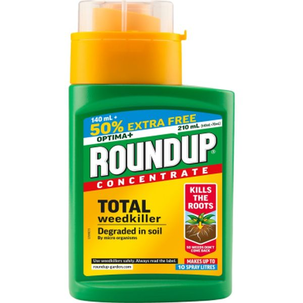 ROUNDUP® OPTIMA+ CONCENTRATE 210ML
