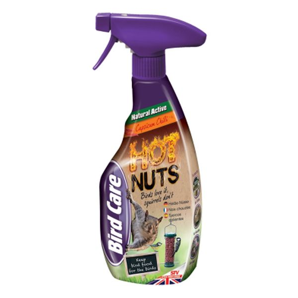 Hot Nuts - 750ml Spray