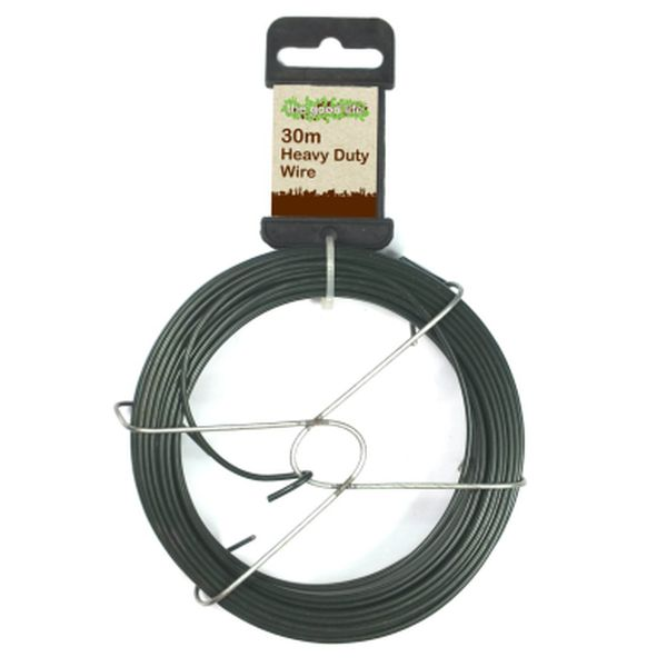 Garden Wire - Heavy Duty 30m