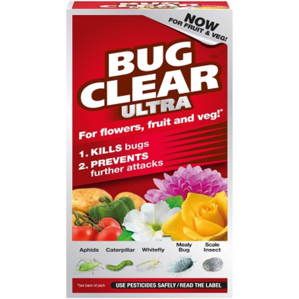 BUGCLEAR ULTRA CONCENTRATE 200ML