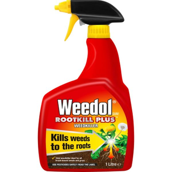 WEEDOL® GUN  ROOTKILL PLUS READY TO USE 1L