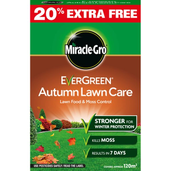 Evergreen Autumn Lawn Care 100m2+20%