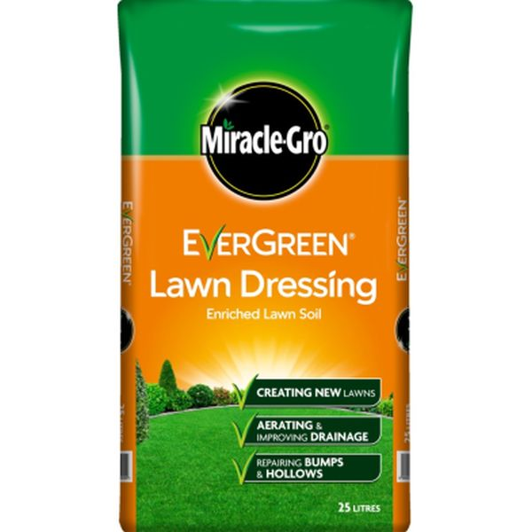 MIRACLE-GRO® EVERGREEN® LAWN DRESSING 25L