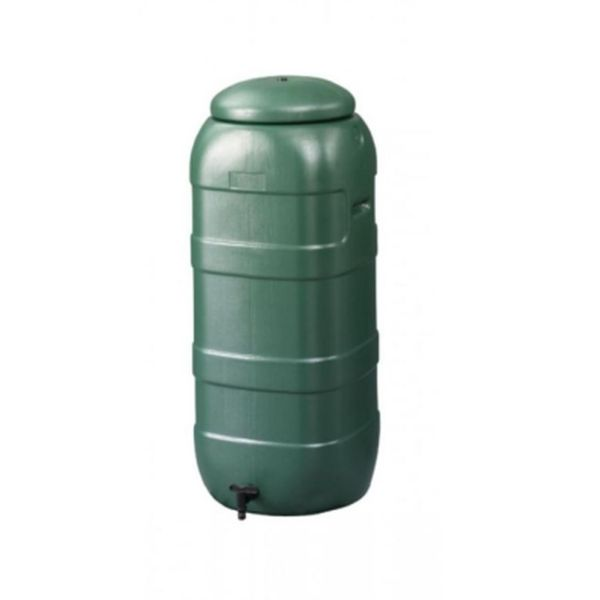 100ltr Space Saver Water Butt (includes Tap & Lid)