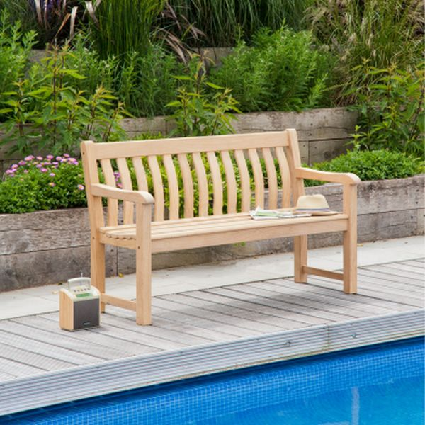 Roble St. George 3-Seater Bench (5ft)