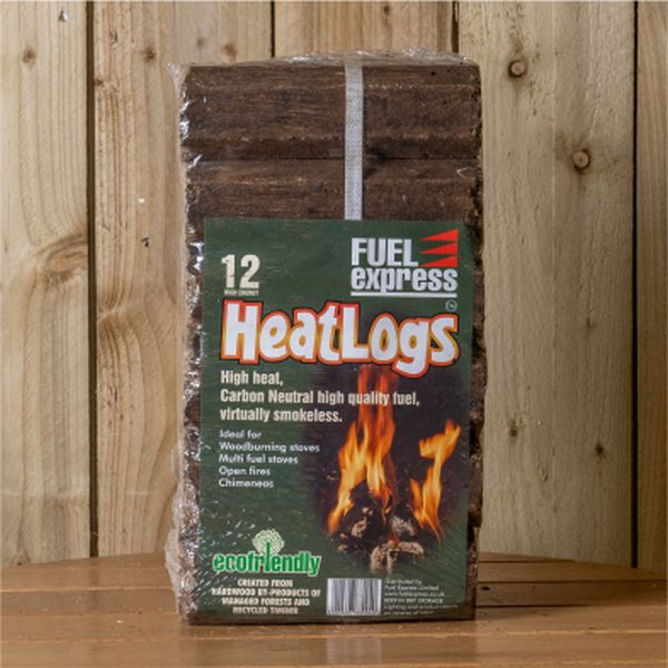 10kg Heatlogs High Heat(12)