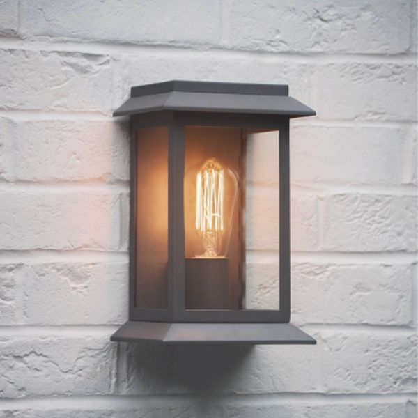 Grosvenor Light In Charcoal - Steel
