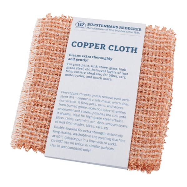 Copper Cloth, Set Of 2