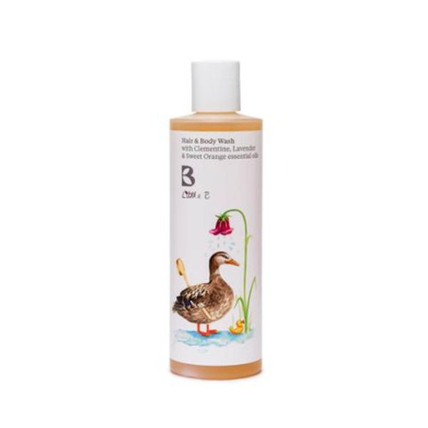 Little B- Child's hair and body wash 250ml