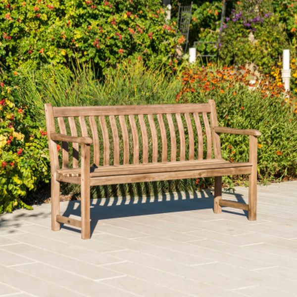 Sherwood Broadfield 3-Seater Bench (5ft)