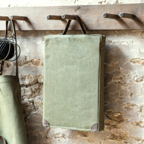 Garden Kneeler - Canvas