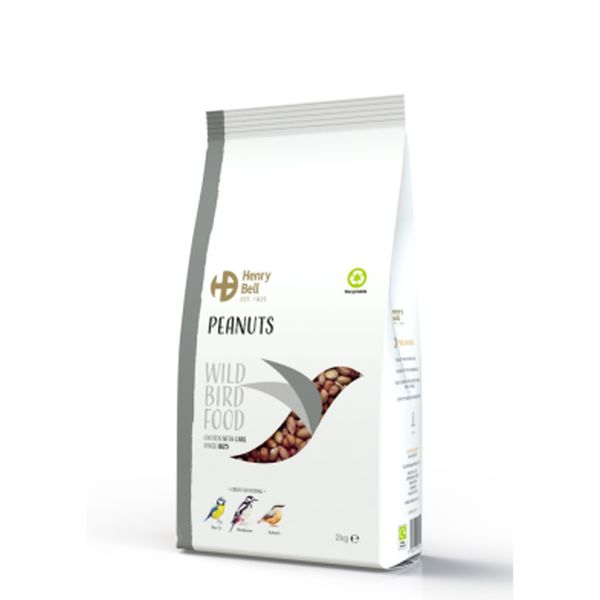Henry Bell Peanuts 2Kg