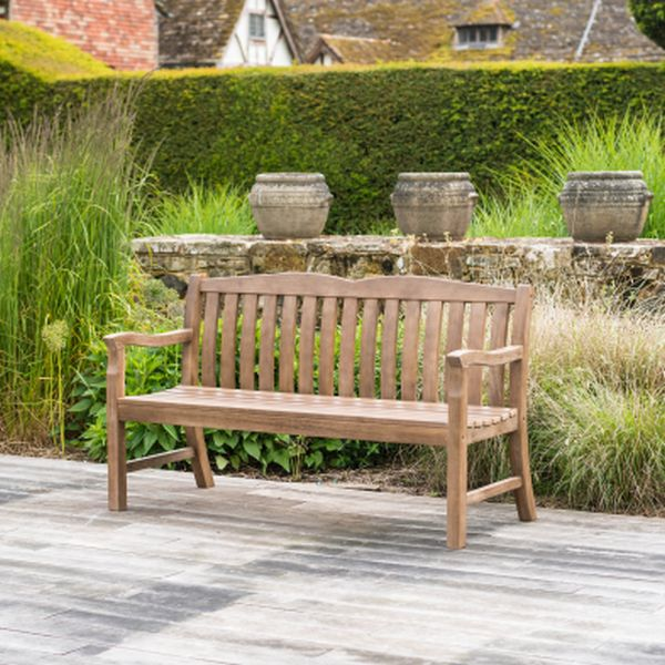 Sherwood Cuckfield 3-Seater Bench (5ft)