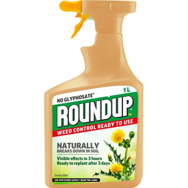 ROUNDUP® NL WEED CONTROL READY TO USE 1L