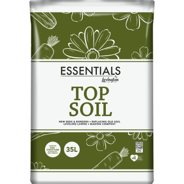 LEVINGTON® ESSENTIALS TOP SOIL 35L