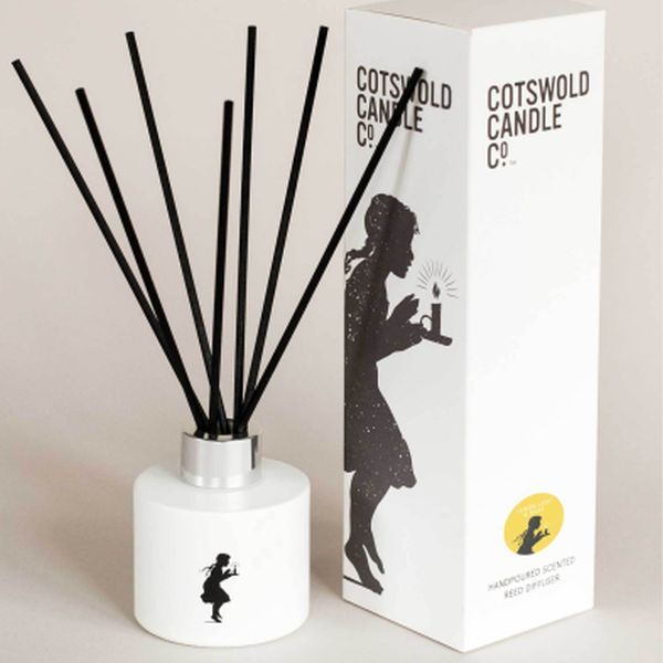 Reed Diffusers Lemon Leaf & Rose
