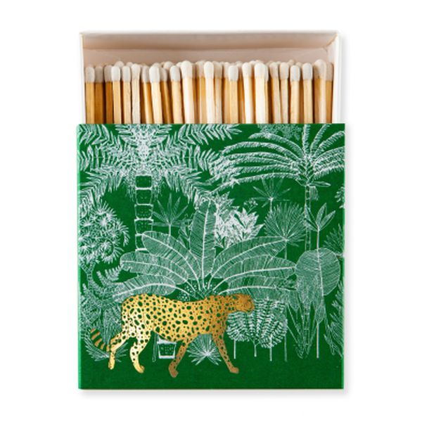 Cheetah Green - Luxury Matches