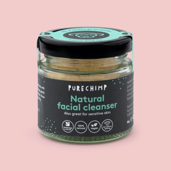 Natural Facial Cleanser 80g