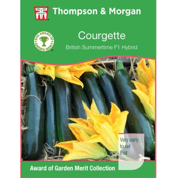 T&M Courgette British Summertime F1 Hybrid