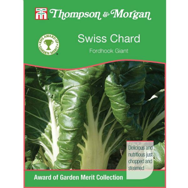 T&M Swiss Chard Fordhook Giant