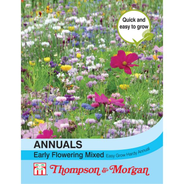 T&M Annual Early Flowering Mixed