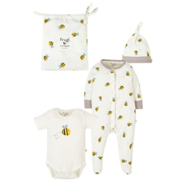 Buzzy Bee Baby Gift Set, Buzzy Bee, NB