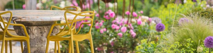 Featured image for 'Top Tips for Creating a Chelsea Show Garden at Home'