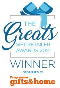 Logo of The Greats Gift Retailer Awards 2021